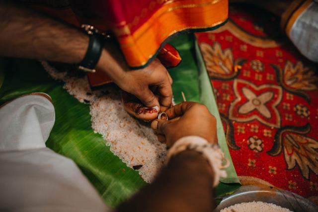 wedding photography rituals